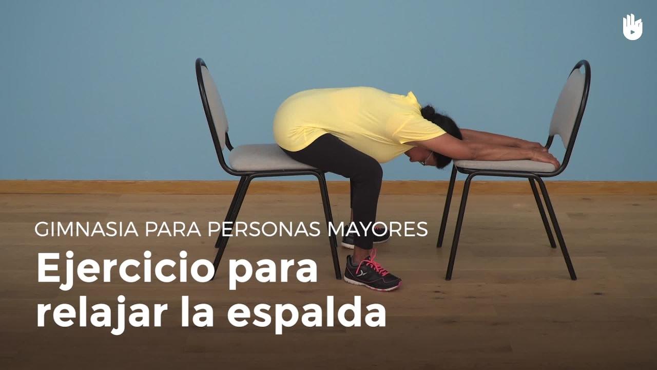 Cómo estirar y relajar la espalda  cece13caf57d