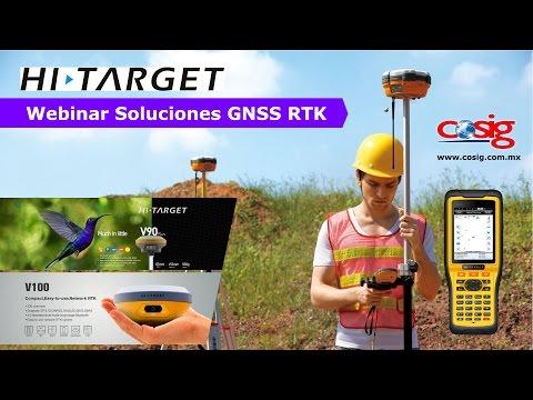Webinar Hi-Target   COSIG Soluciones GNSS RTK
