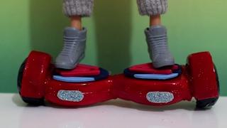 Barbie Bebekler İçin Kaykay ( Hoverboard) Nasıl Yapılır? - DIY Barbie Eşyaları - Bidünya Oyuncak