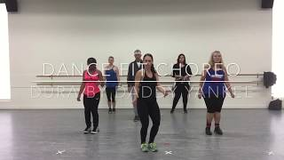 Dura by Daddy Yankee- Dance Fit choreography by Kelsi