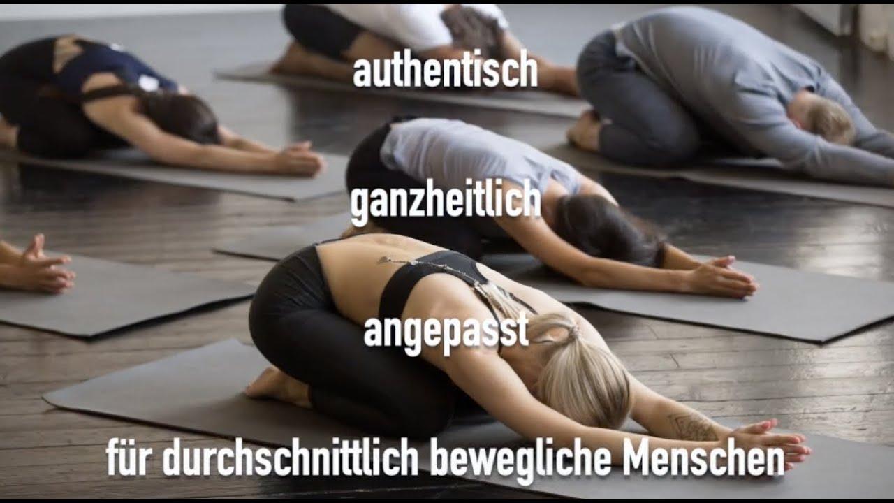 Youtube Yoga Rücken