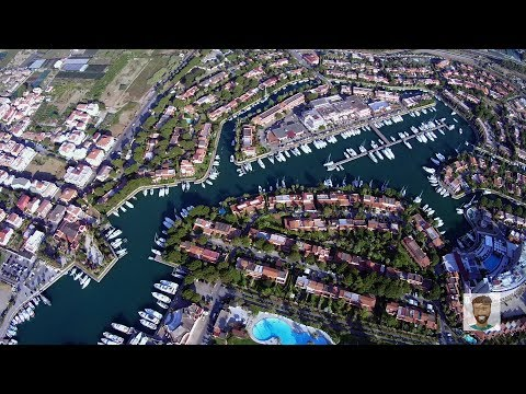 PORTOROSA FURNARI MESSINA SICILY ITALY XIAOMI MI DRONE 1080P MIDRONEREY PORT SEAPORT BEACH