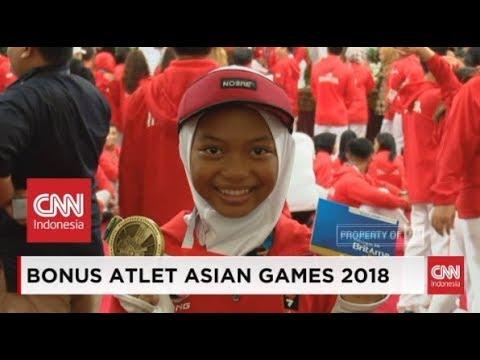 Beli Mobil & Rumah, di Saat Anak Lulusan SD Dapat Bonus Asian Games 2018 Mp3