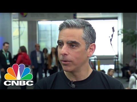 Facebook VP of Messaging David Marcus: Facebook Messenger Now as 100K bots | Power Lunch | CNBC