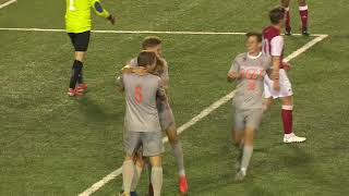 IUPUI/Bowling Green Men's Soccer Highlights (10-8-2019)