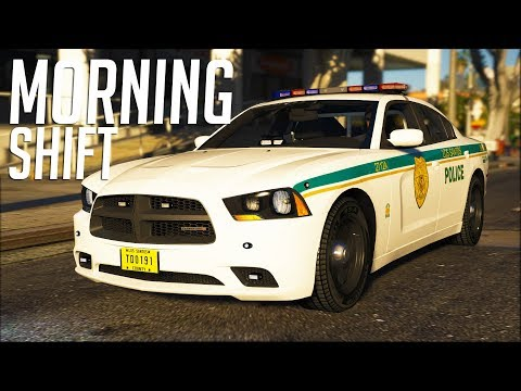 LSPDFR - Day 783 - Early bird