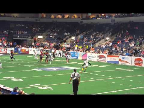 Texas Revolution - Indoor Football at the Allen Event Center 5/7/16