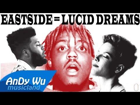 EASTSIDE / LUCID DREAMS - Juice WRLD, Halsey, Khalid, Benny Blanco