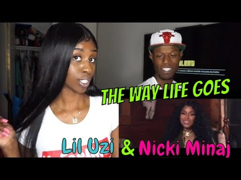 "Nicki Minaj ""The Way Life Goes"" REMIX..."