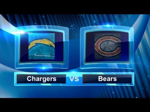 NFL Flag Football Spring 2013 SUPER BOWL Chargers v Bears