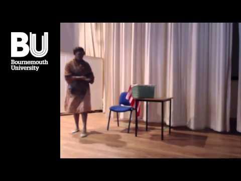 Rosa Parks monologue - Blackbird on a Bus