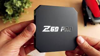 z69 Pro is good! 2018 - 4K Android TV Box Review