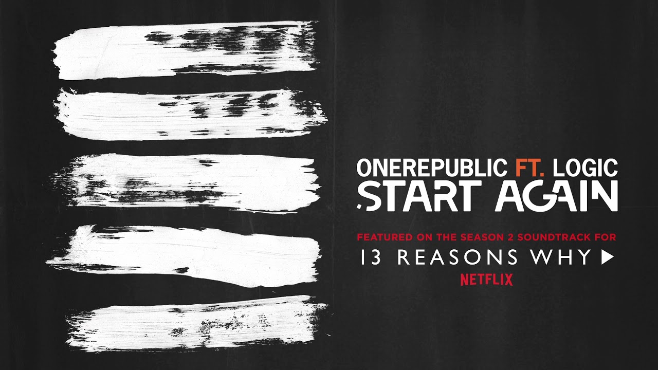 OneRepublic Ft. Logic – Start Again (Audio)