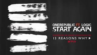 OneRepublic ft. Logic – Start Again (Audio) thumbnail