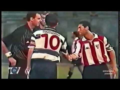 Dinamo Tbilisi 2-1 Athletic Bilbao 12.08.1998 - YouTube