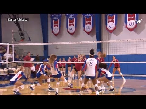 See the Best Volleyball Kick Saves of 2017!!