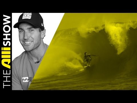 Joel Parkinson's, aka Parko, 2012 ASP Word Tour of Surfing Title Story, The Alli Show