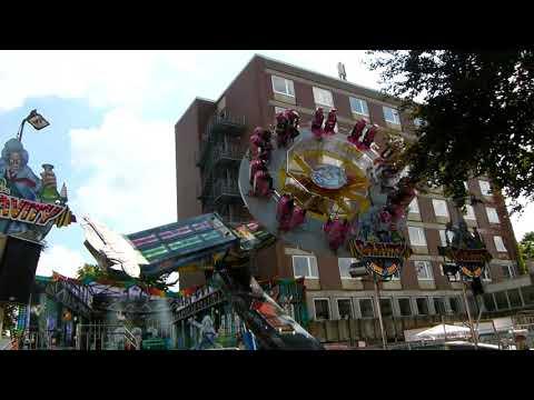 Mr Gravity - Oberschelp Offride @ Ibbenburen Kirmes 2017