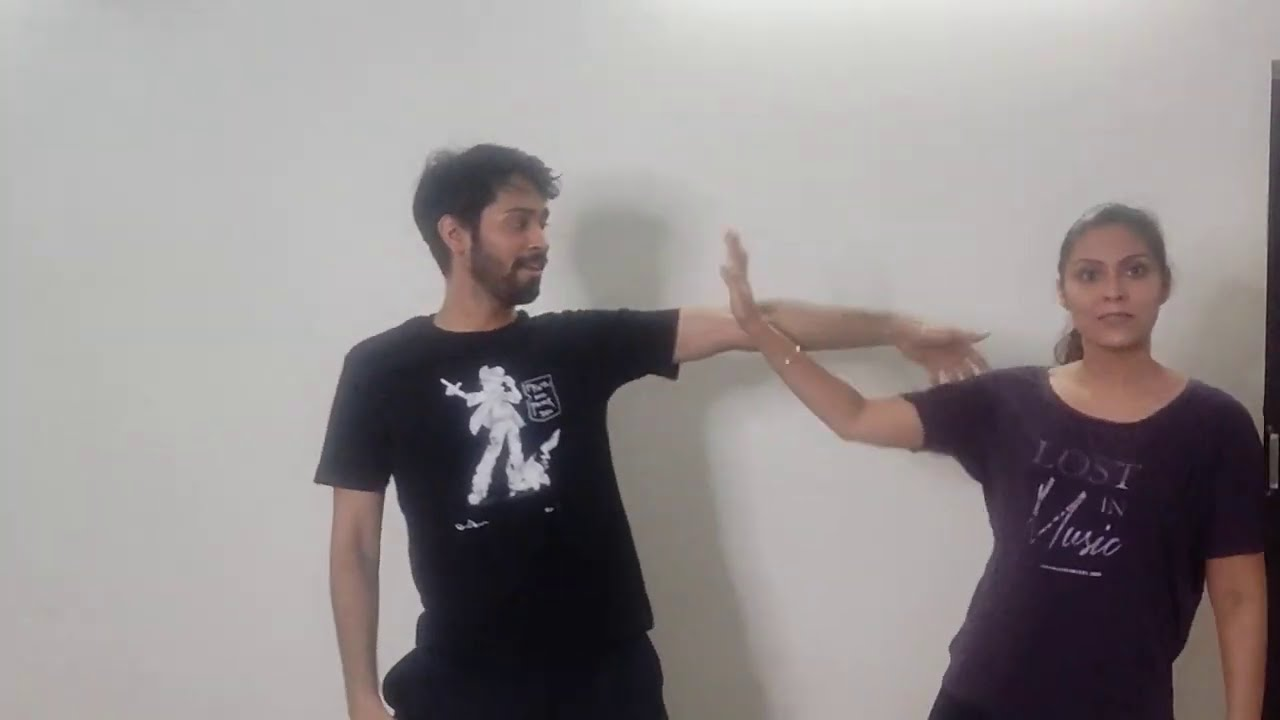 Recreating Ross & Monica Dance Routine from F.R.I.E.N.D.S.