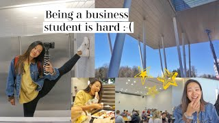 day in the life of a business student