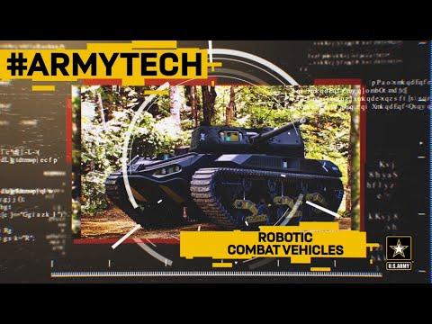 Army Tech: Robotic Combat Vehicle