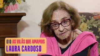 LAURA CARDOSO FALA SOBRE INTERPRETAR DONA SINHÁ EM SOL NASCENTE