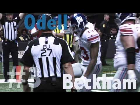 Top Fantasy Performers (Week 8) | Odell Dances His Way to the Top! | NFL
