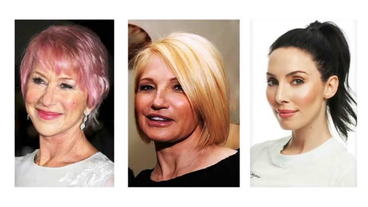 Peinados Para Mujeres De 50 Anos Youtube
