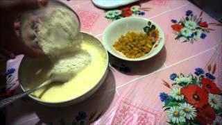 Рецепт кекса с изюмом