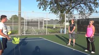 How To Hit a Forehand for Beginner Tennis Players