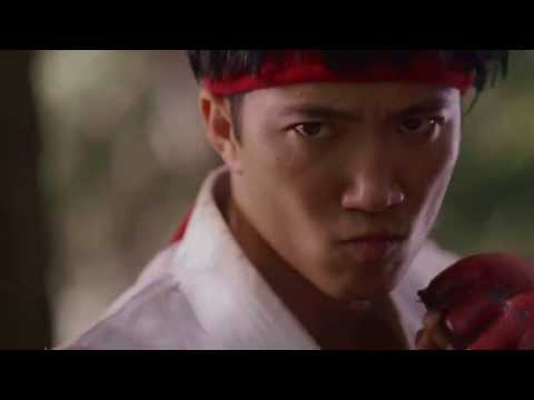 Mortal Kombat vs Street Fighter In Real Life  Ultimate Fan Fights