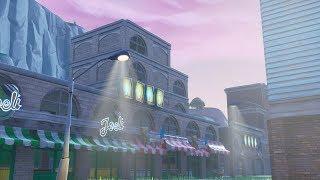 So i made a massive city in Fortnite Creative Mode... (Fortnite Creative Mode)