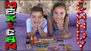 Trying Mexican Candy | Grace's Room