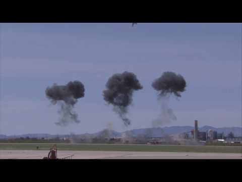 2010 AeroSpace & Arizona Days - The USAF Combat Search and Rescue Demo