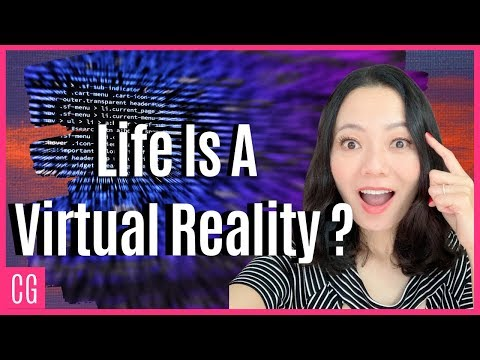 Life Is a Virtual Reality Game! | 6 Questions to Help You Win This Game!