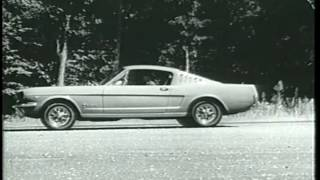 Mustang Body Styles 1964 and '65