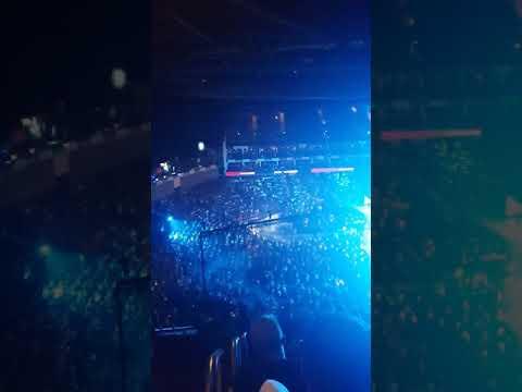 DEREK CHISORA VS CARLOS TAKAM v RING WALK- O2 Arena