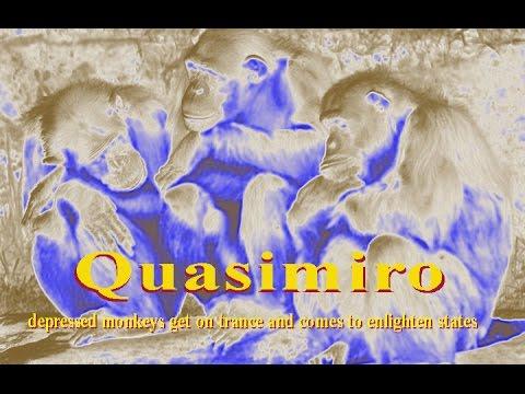 Quasimiro - Depressed Monkeys get on trance / Psychedelic Ambient Progressive Rock journey