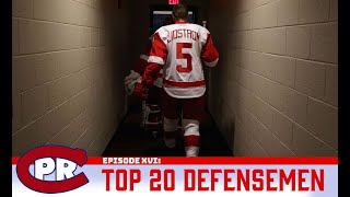 Top 20 Defensemen of All-Time - CPR Review 16