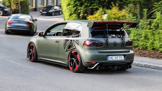 Volkswagen GTI Compilation Wörthersee 2019 | Bangs, Launch Control, Accelerations, Sounds, ...