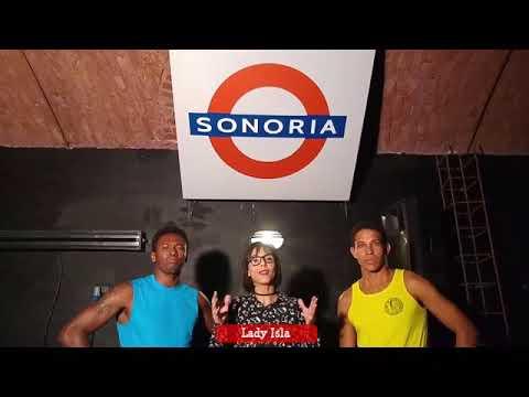 Capoeira Brasil x Italia - Axé Negão e Sandro Moreno (Reprise Lady Isla)