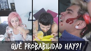 QUÉ PROBABILIDAD HAY?! (FT. JUANA Y JUAN P. JARAMILLO) | Sebastián Villalobos