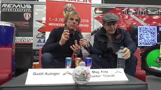 MotoGP 2018 und 2019 - TV-Experte Gustl Auinger