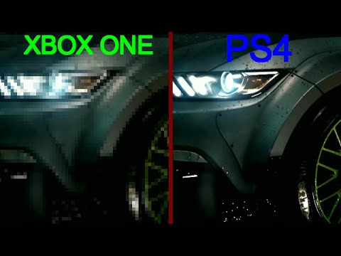 need for speed 2015 xbox one vs ps4 graphics comparison youtube. Black Bedroom Furniture Sets. Home Design Ideas