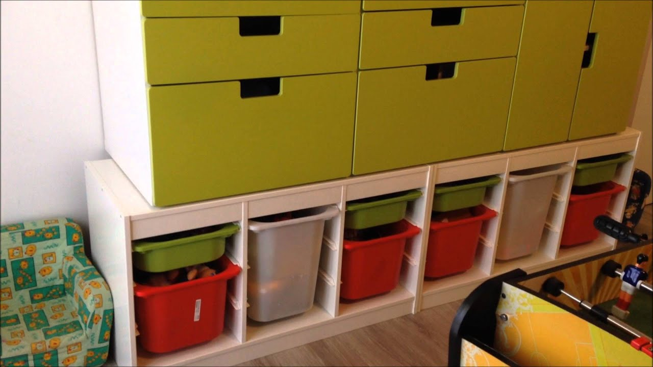 CAMERETTA Ikea e fantasia per ottenere una camera ludica