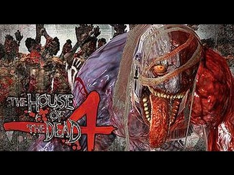 The House Of The Dead 4 Ps3 Playthrough Very Hard Mode Youtube