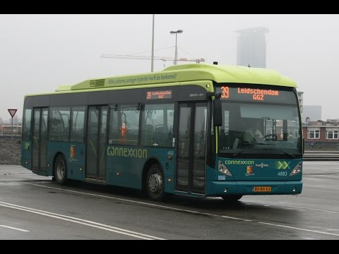 Hybride bussen in Nederland