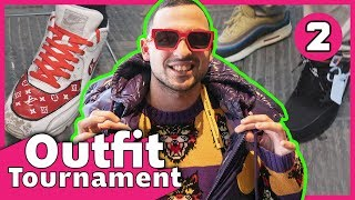 OUTFIT TOURNAMENT - EPISODIO 2 (FIRENZE)