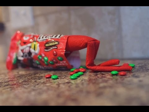 Top10|24 Elf On The Shelf Ideas You'll Want To Steal This Christmas| HD