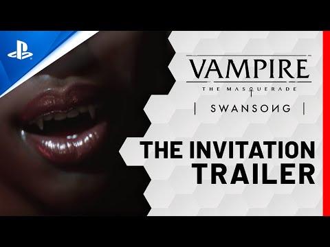 Vampire: The Masquerade - Swansong - The Invitation | PS5, PS4